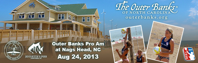 EVP Beach Volleyball Outer Banks