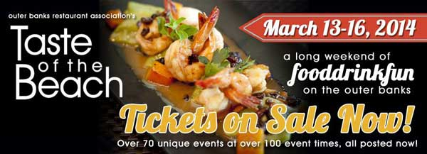 outer banks taste of the beach 2014