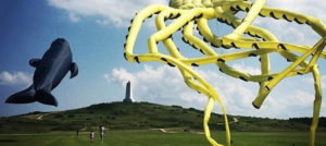 Outer Banks events - Wright Brothers Memorial - Kite Festival