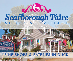 Scarborough Faire Shopping Village 300×250