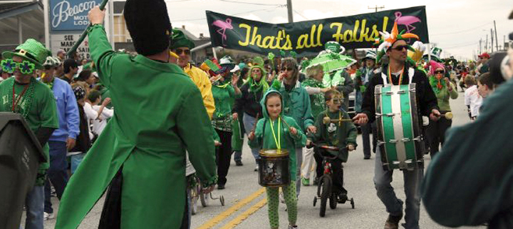 Outer Banks St. Patrick's Day Parade