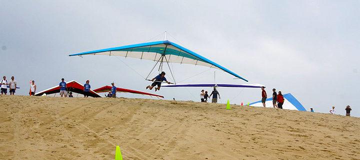 Outer Banks Hang Gliding - Jockeys Ridge