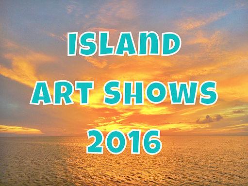 IslandArtShows