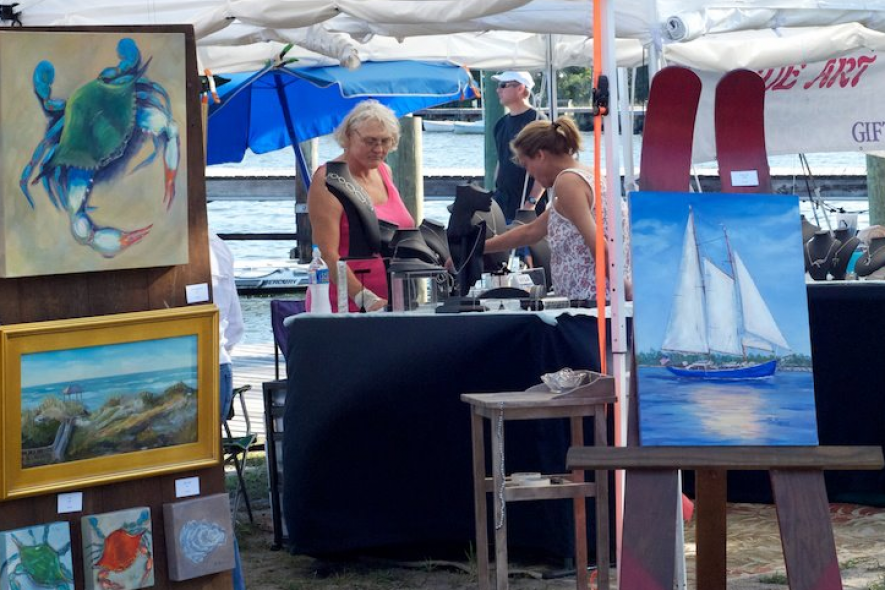 New World Arts Festival - Outer Banks Events