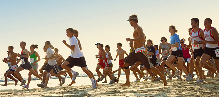 Sandbar 5K Race - Outer Banks Events