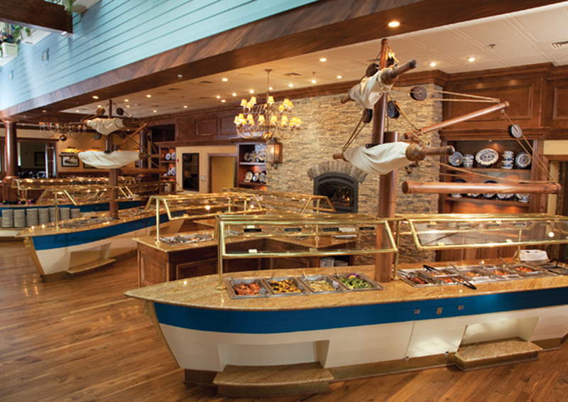 captain george s seafood restaurant outer banks events