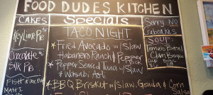 Food Dudes - Outer Banks Restaurant Specials