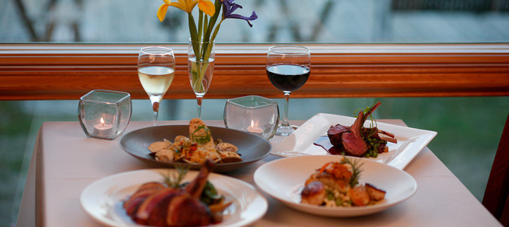Outer Banks restaurant specials - 1587 restaurant - manteo