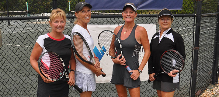 Outer Banks Charity Classic tennis tournament