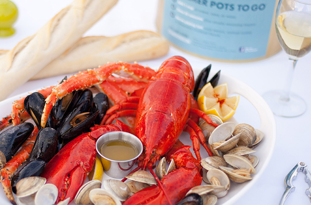 Outer Banks seafood restaurant - Steamers