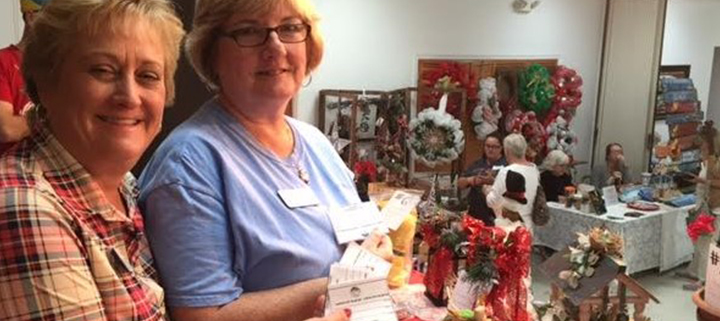 Outer Banks Christmas arts and crafts fair