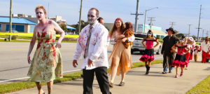 Outer Banks Halloween costume contest 2016