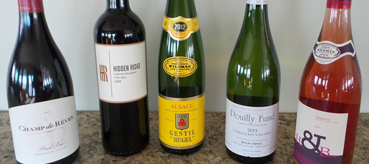 Outer Banks restaurant specials - wine and cheese