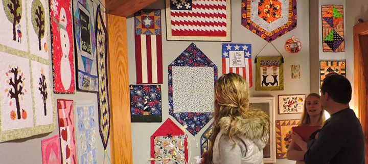 Outer Banks quilt show