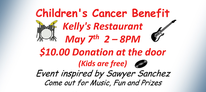 Outer Banks charity event - Children's Cancer Benefit