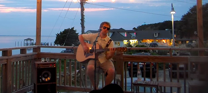 Outer Banks live music - Broughton