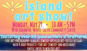 Outer Banks events - art show