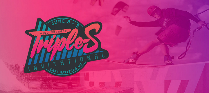 Outer Banks events - kiteboarding