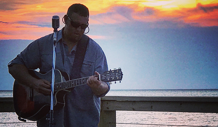 Outer Banks live music - Chad Bennett
