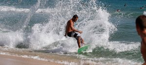 Outer Banks events - skimboarding