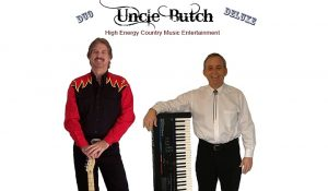 Outer Banks live music - Uncle Butch at Roosters