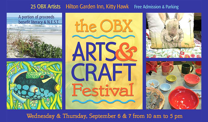 Outer Banks events - Arts and Crafts festival