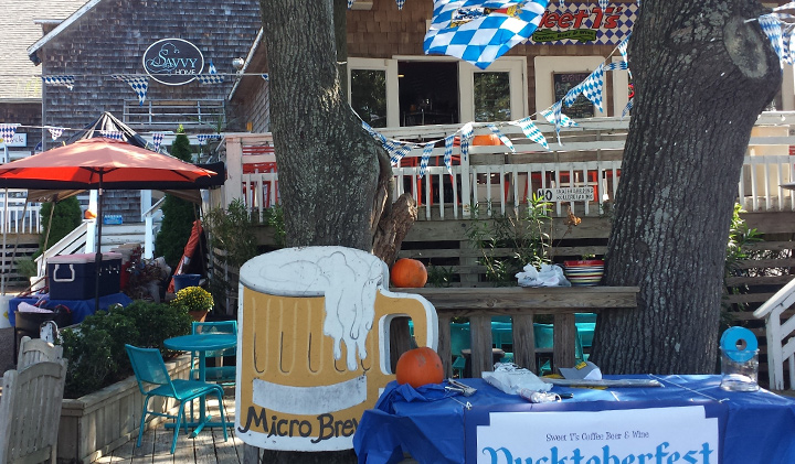 Duck NC beer events - Sweet Ts Ducktoberfest