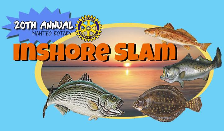 Outer Banks fishing tournaments - Inshore Slam