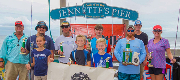 Outer Banks fishing tournaments - Jim Mulford Memorial Red Drum