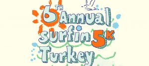Outer Banks 5k race - Thanksgiving Day