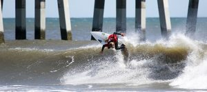 Outer Banks surfing competition