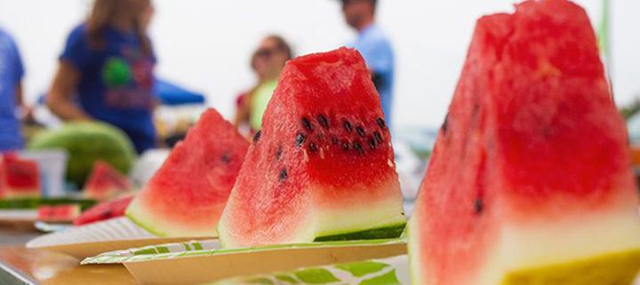 Outer Banks events - Watermelon Festival - Jockey's Ridge