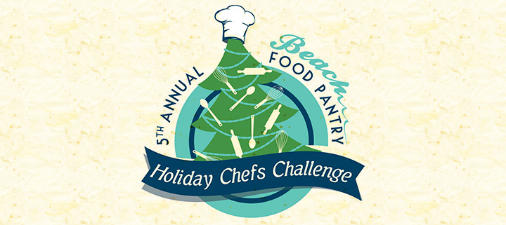 Outer Banks events - Beach Food Pantry Holiday Chefs Challenge
