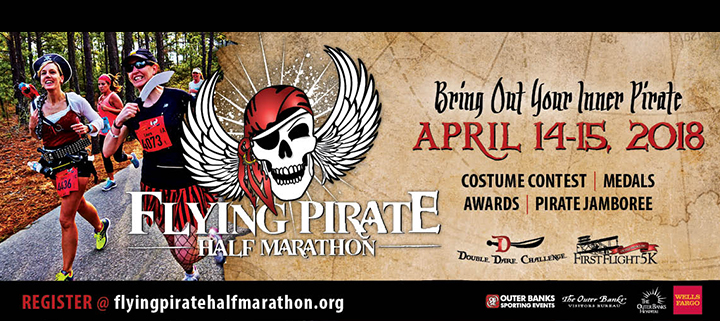 Outer Banks Races - Flying Pirate - 5k