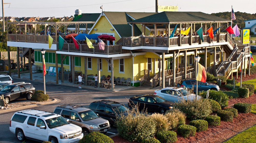 Nags Head Outer Banks Restaurant