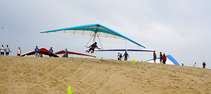 Outer Banks Hang Gliding - Jockeys Ridge