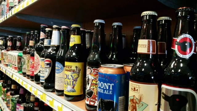 The Bier Box - Outer Banks Events