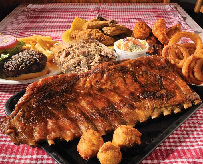 Sooey's BBQ & Rib Shack - Outer Banks Events