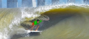 WRV Outer Banks Pro surf competition - Jennette's Pier - Nags Head surfing