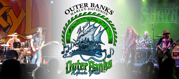 Outer Banks music festival - bike week