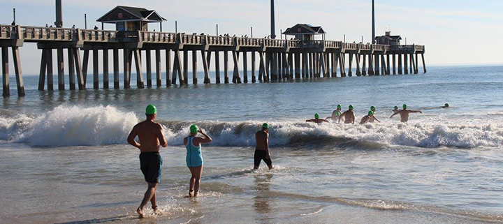 Outer Banks race - Run Swim Run - Splash and Dash 5k