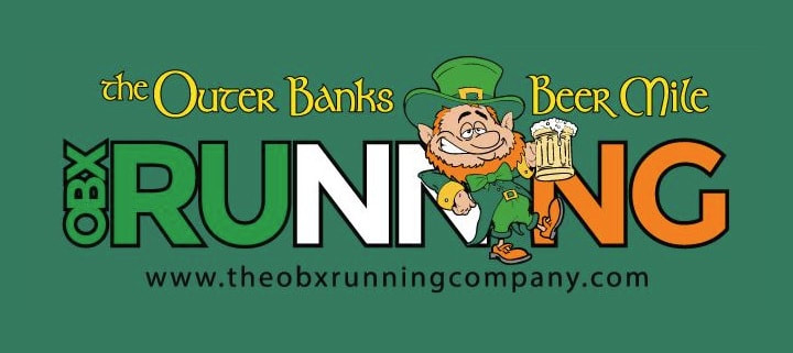Outer Banks race - St Patricks Day Beer Mile - Outer Banks Brewing Station