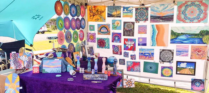 Outer Banks Island Art Show