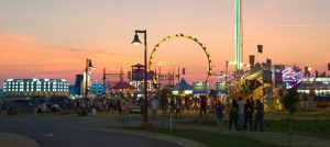 Outer Banks events - Nags Head - Soundside FunFair