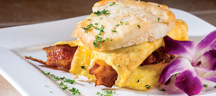 Outer Banks restaurant brunch - Argyles