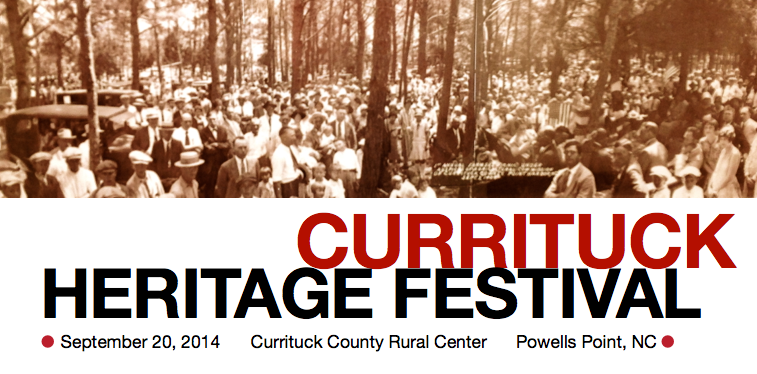 Outer Banks events - Currituck Heritage Festival - BBQ competition - rodeo