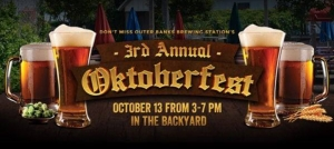 Outer Banks events - Oktoberfest - Brewing Station