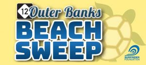 Outer Banks Beach Sweep - Brewing Station Trashfest