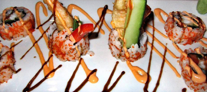 Outer Banks restaurant specials - sushi