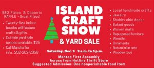 Outer Banks events - Island Craft Show